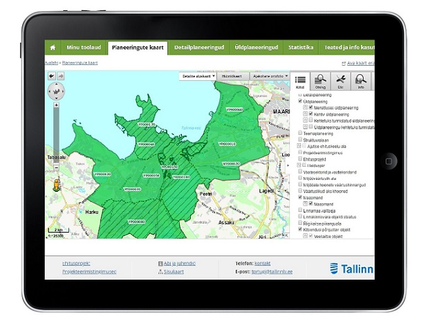 e-Planning and Smart City