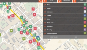 A New Approach to Tourism Maps!
