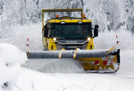Road Maintenance and Supervision System