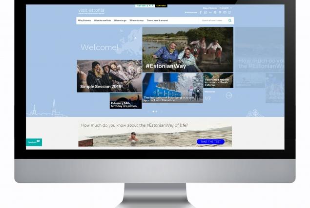 Estonian Tourist Information System